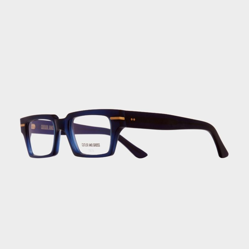 1363 Optical Rectangle Glasses
