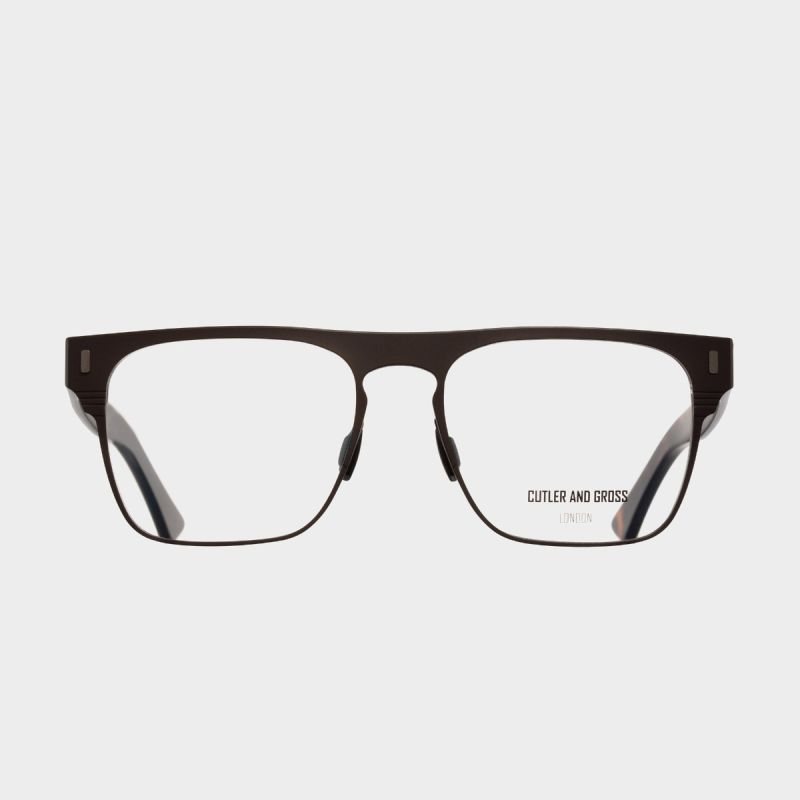 1366 Optical Square Glasses