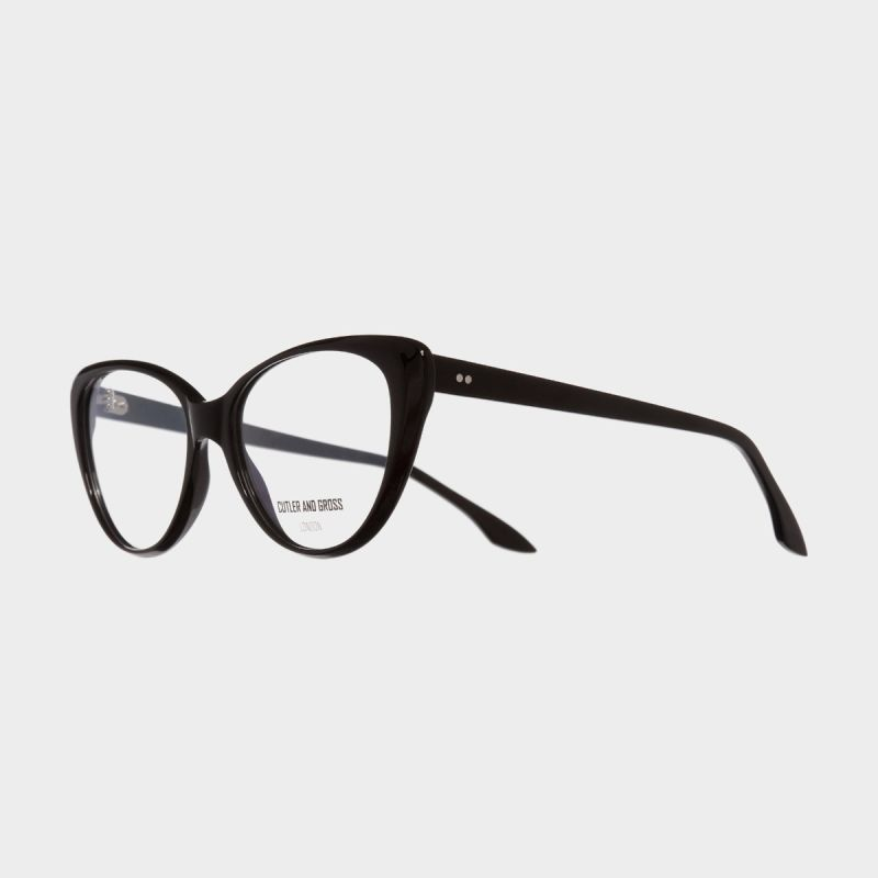 1370 Optical Cat Eye Glasses