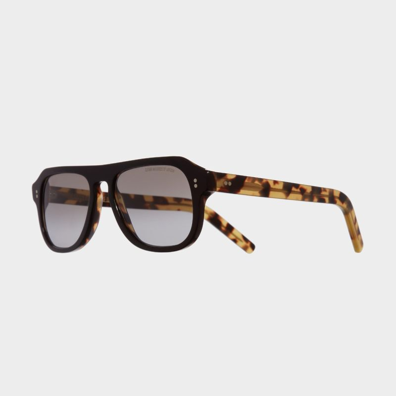 0822V2 Aviator Sunglasses-Black on Camo