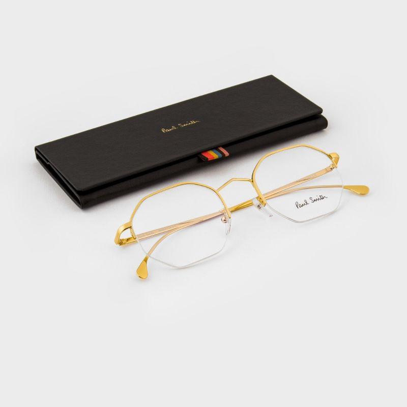 Paul Smith Brompton Optical Hexagonal Glasses