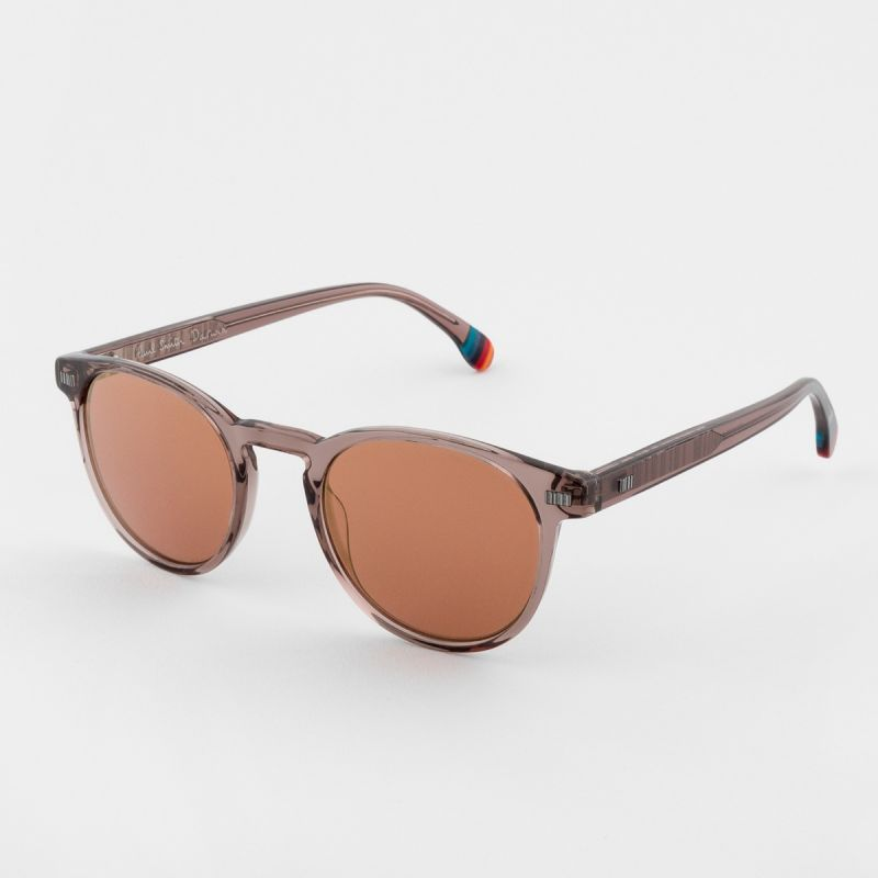 Paul Smith Darwin Round Sunglasses