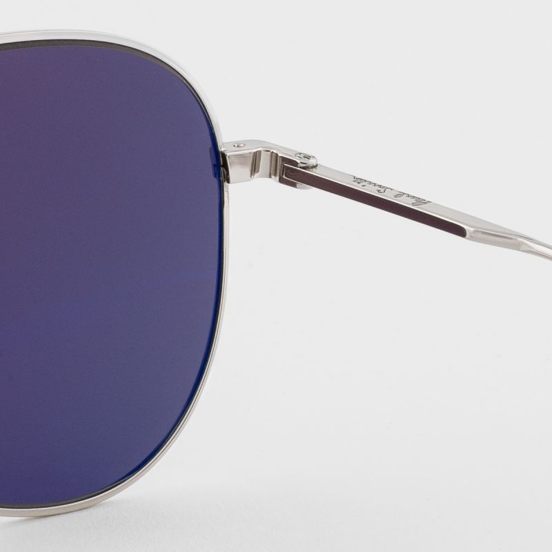 Paul Smith Dylan Aviator Sunglasses