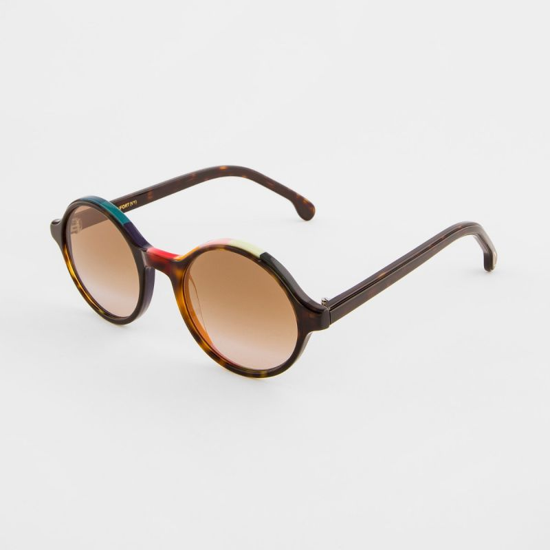 Paul Smith Beaufort Round Sunglasses
