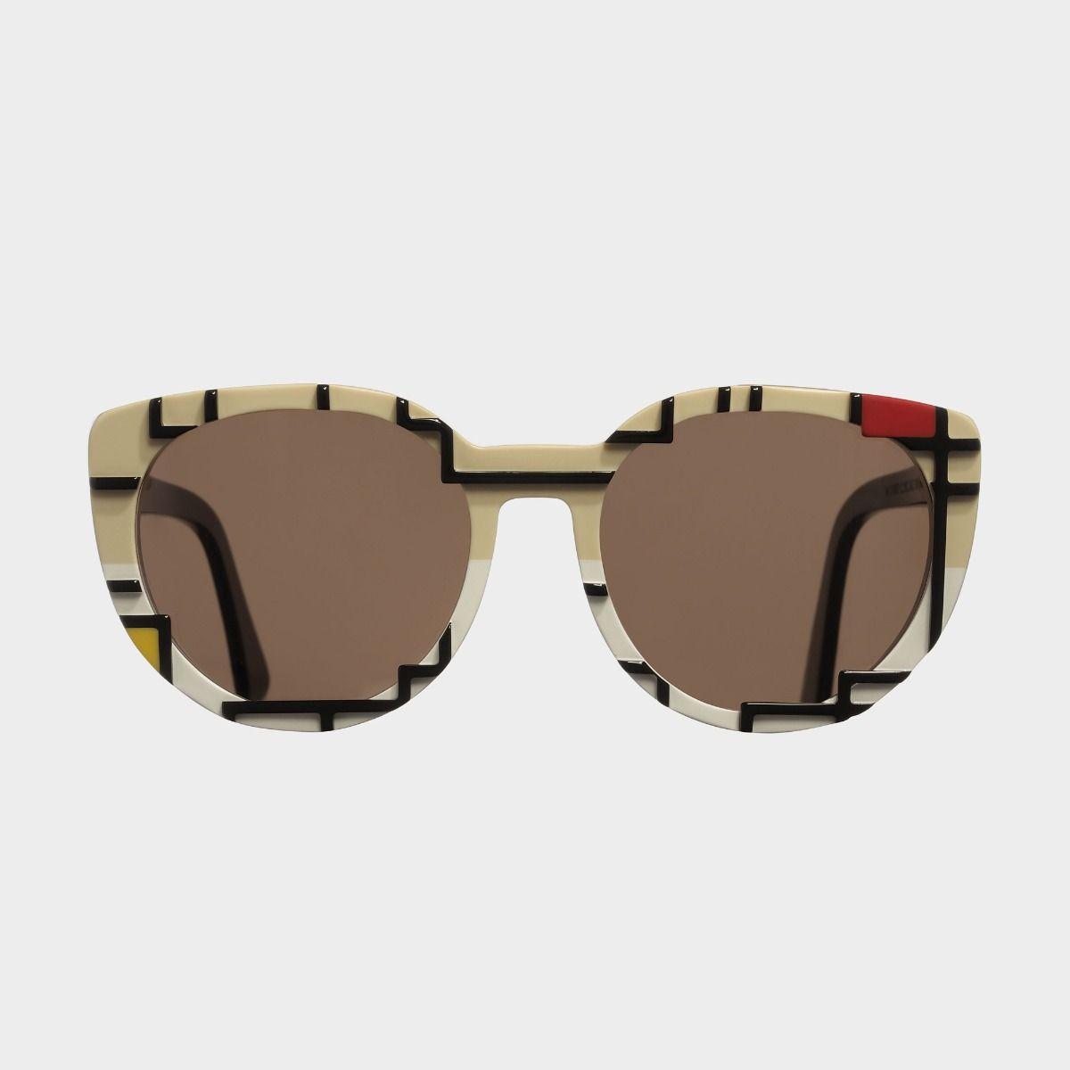 1082 Round Sunglasses