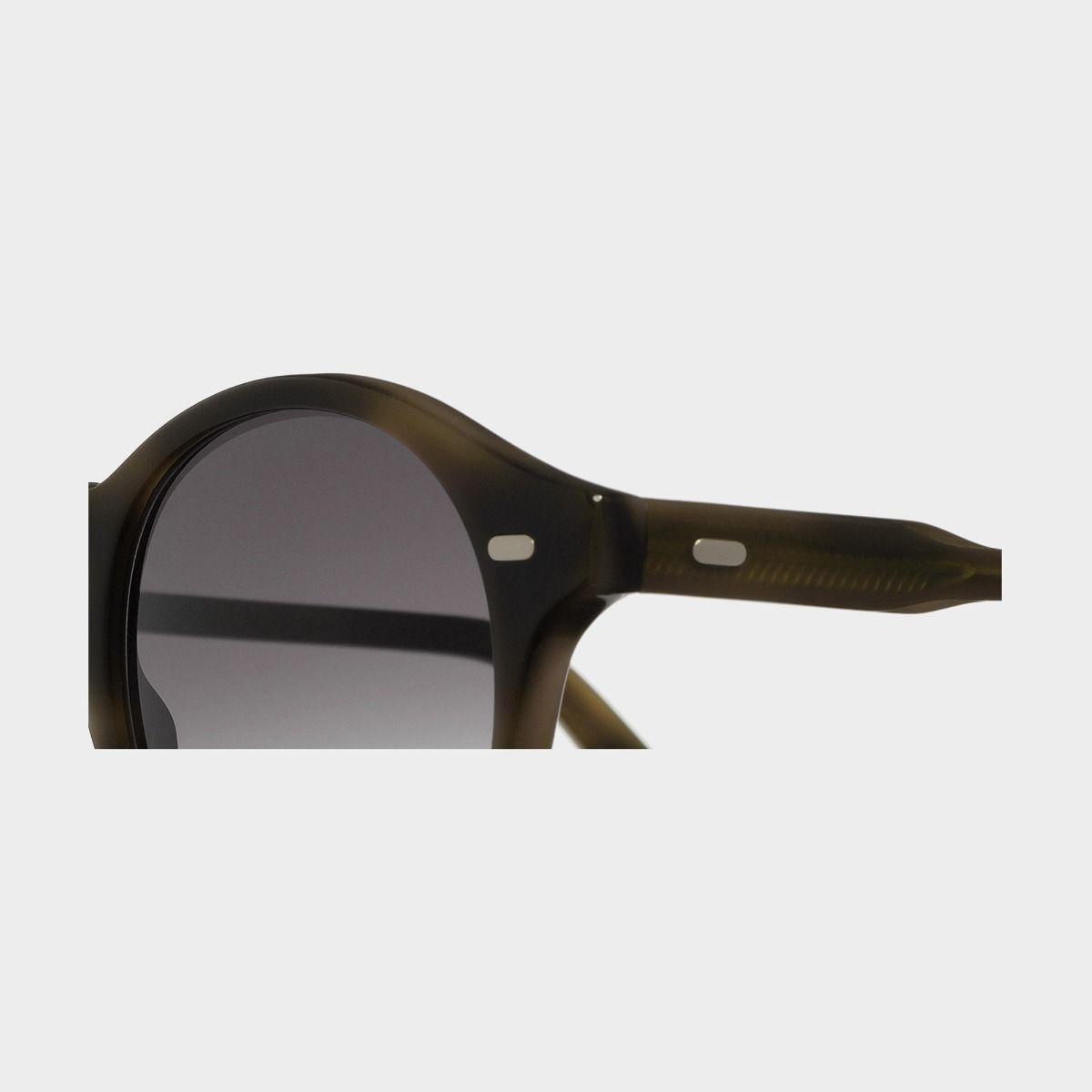 1233 Round Sunglasses