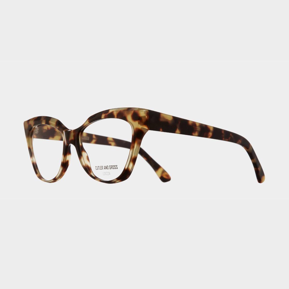 1288 Optical Cat-Eye Glasses