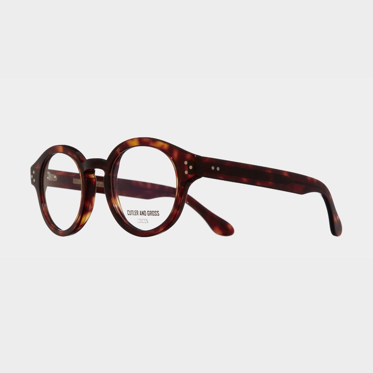1291V2 Optical Round Glasses (Large)