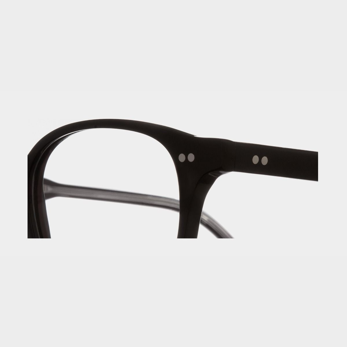 1312 Optical D-Frame Glasses (Small)