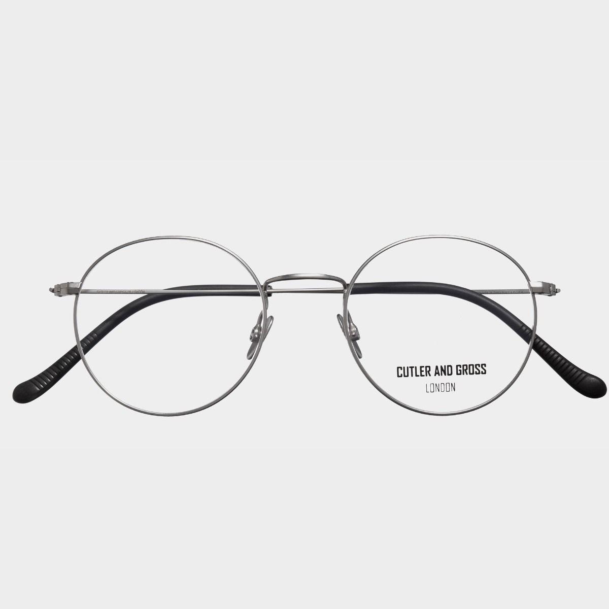 1316 Optical Round Glasses