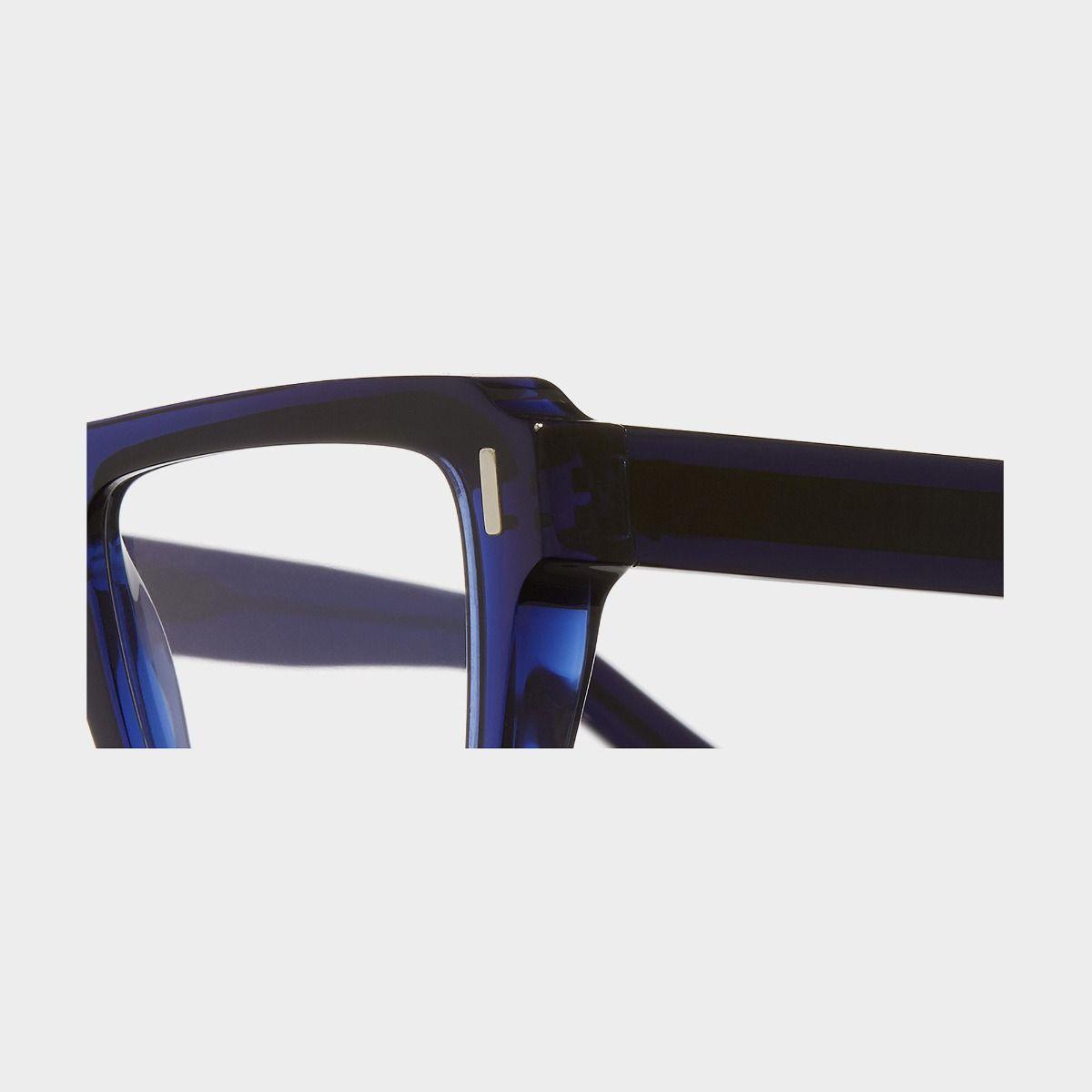 1318 Optical D-Frame Glasses-Classic Navy Blue