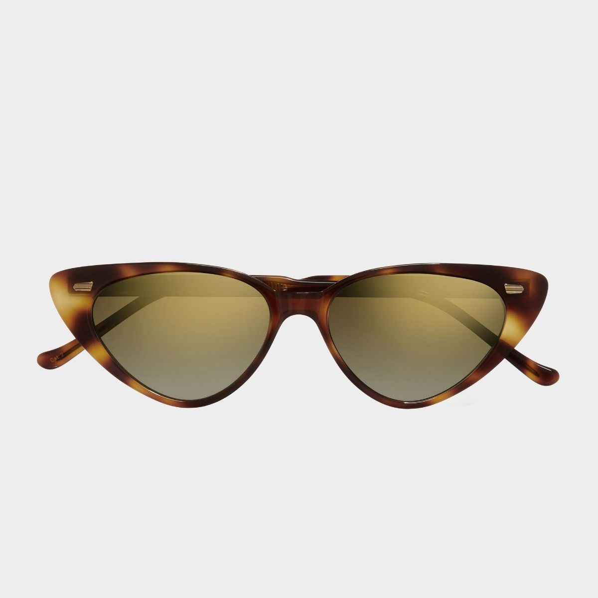 1330 Cat-Eye Sunglasses-Havana
