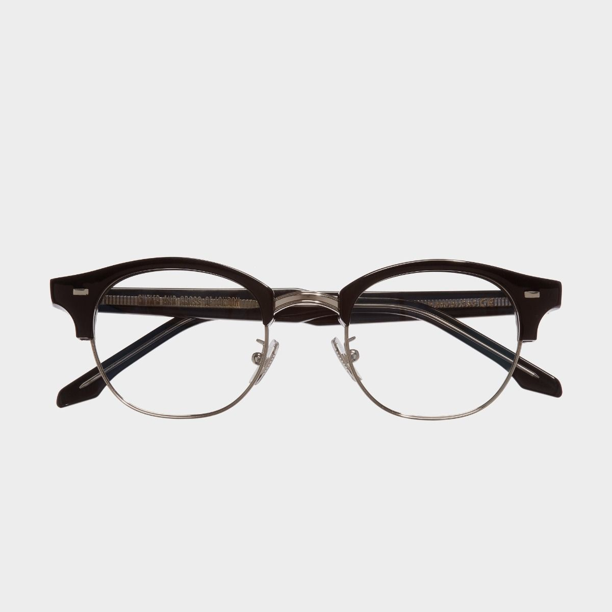 1333 Optical Browline Glasses