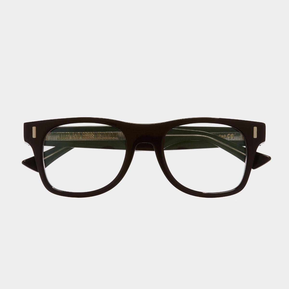 1339 Optical D-Frame Glasses