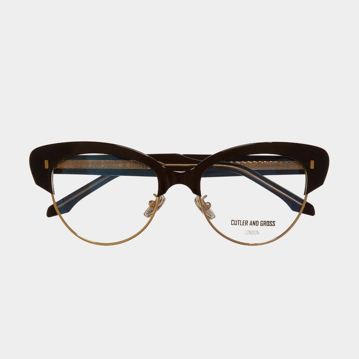 1351 Optical Cat-Eye Glasses