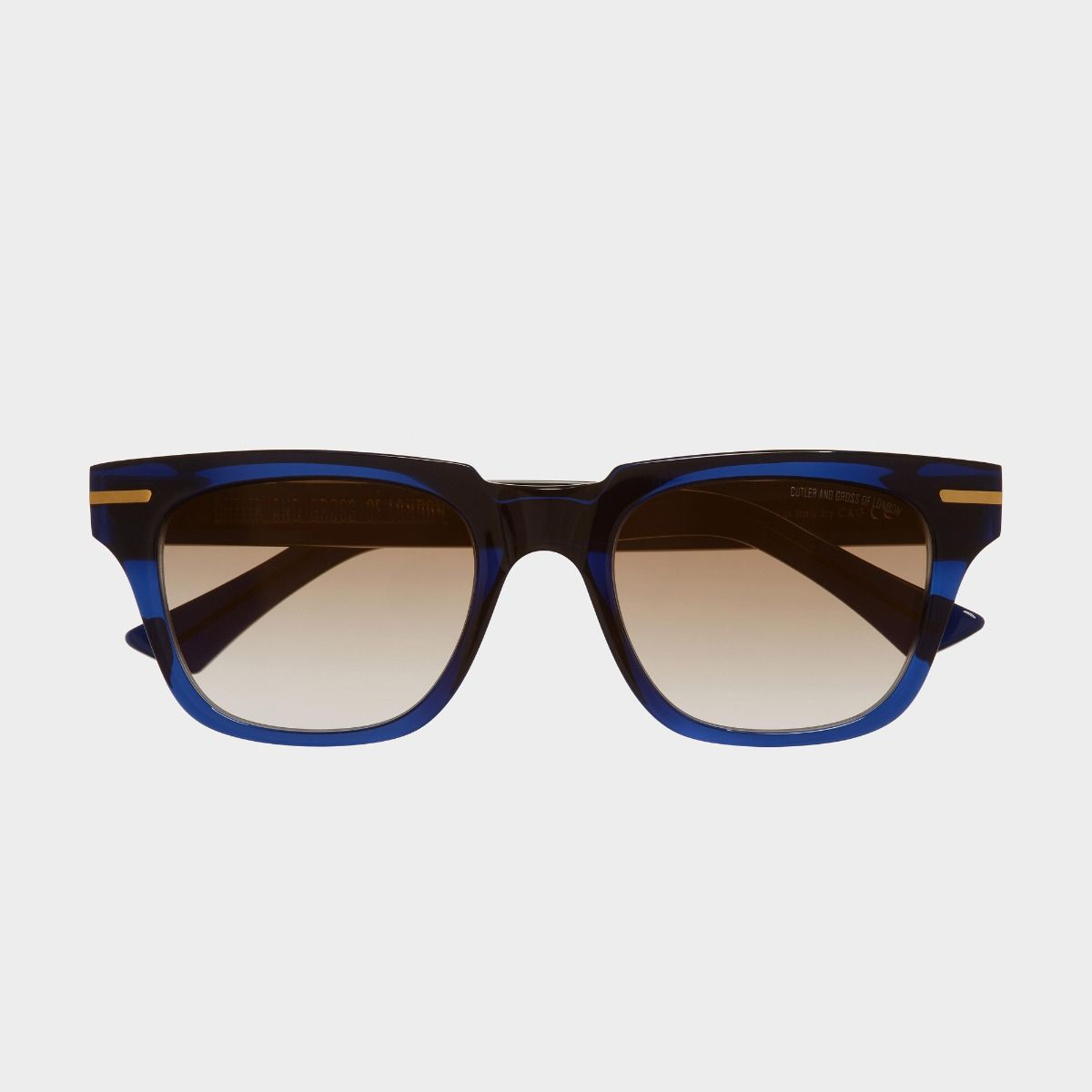 1355 D-Frame Sunglasses-Midnight Rambler Blue