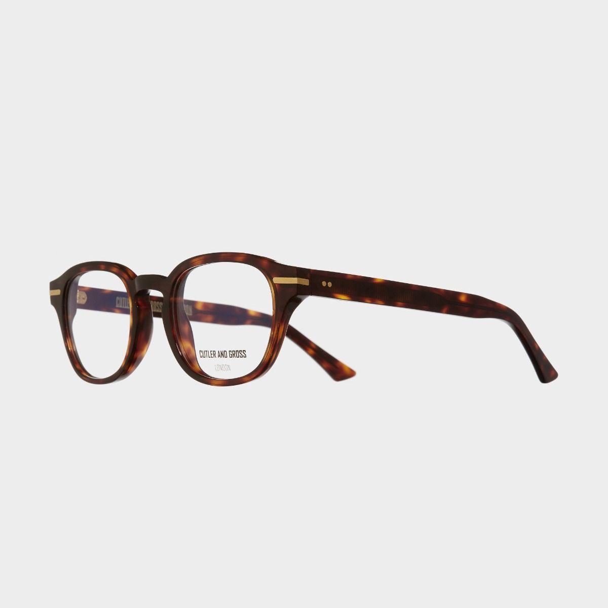 1356 Optical Round Glasses