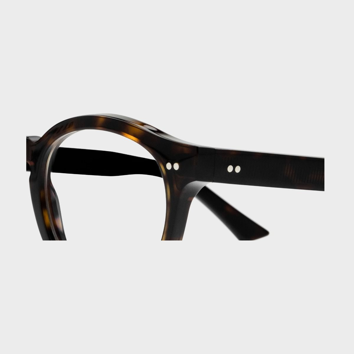 1378 Blue Light Filter Optical Round Glasses-Dusky Turtle