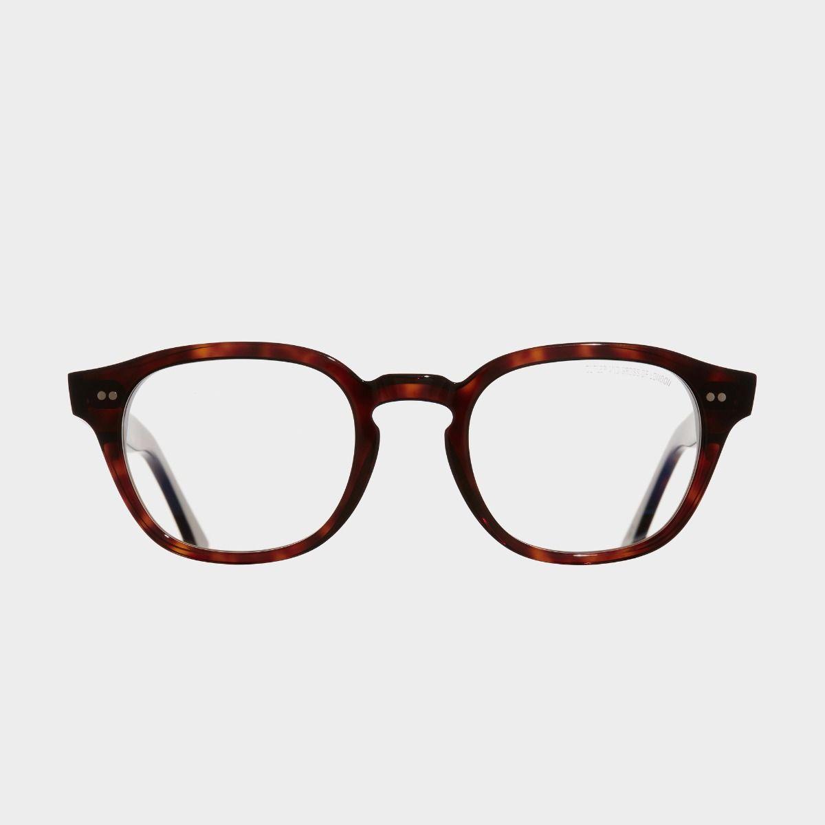 1380 Blue Light Filter Optical Rectangle Glasses