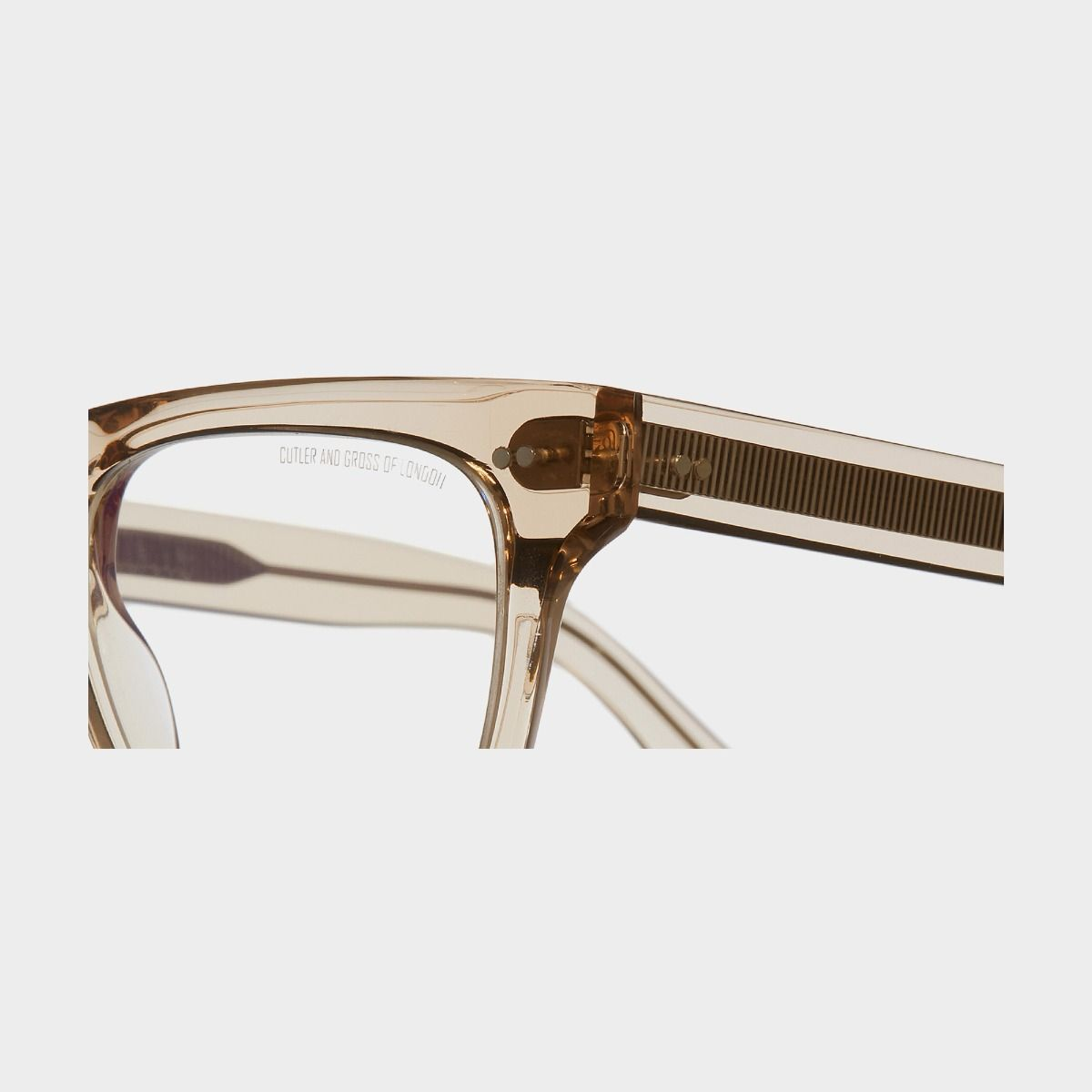 1381 Optical Square Glasses-Granny Chic