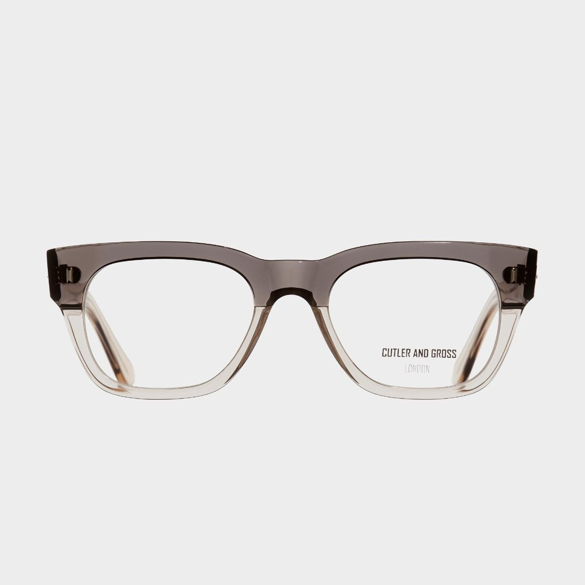 0772V2 Optical Square Glasses-Tobacco