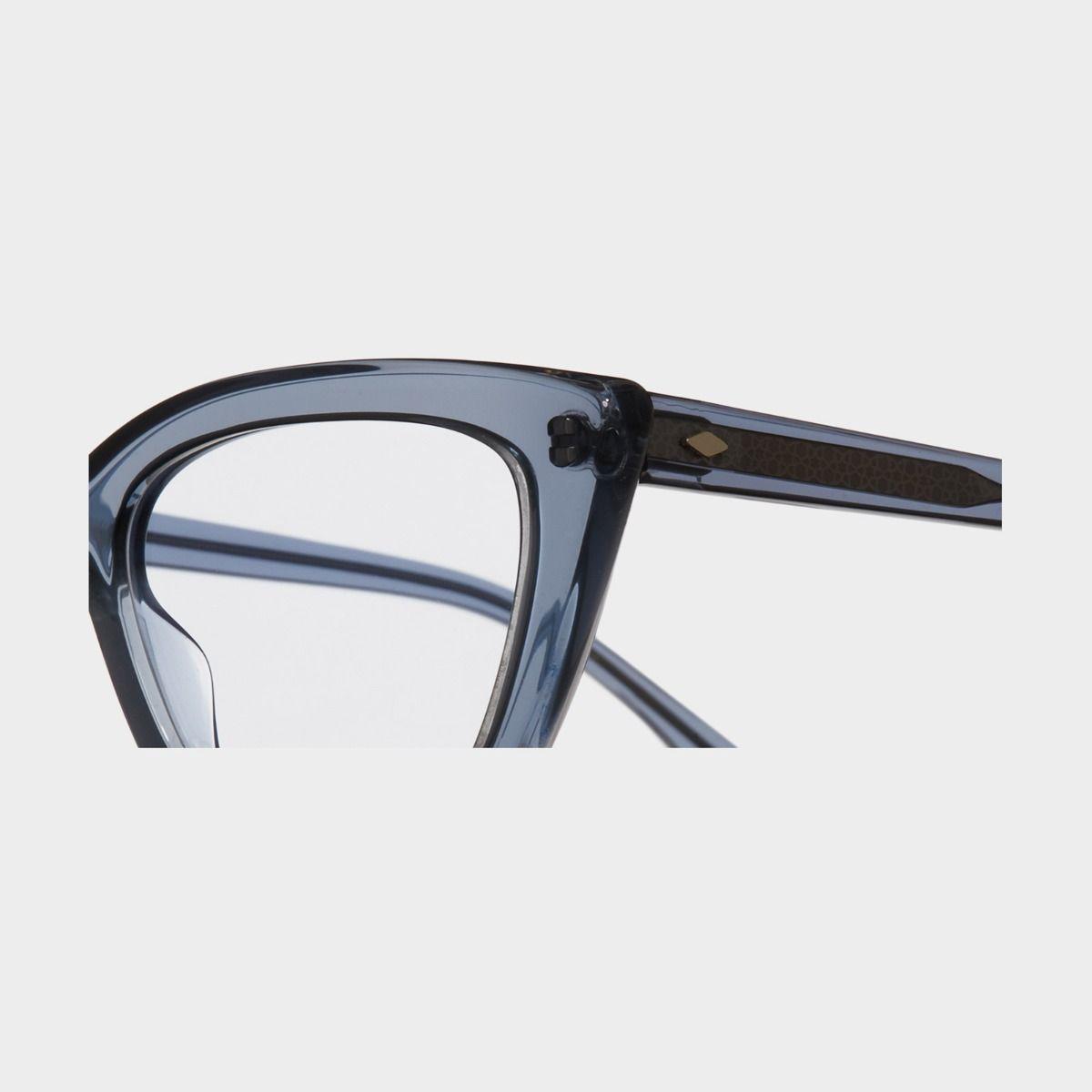 1241 Optical Cat-Eye Glasses-Brooklyn Blue