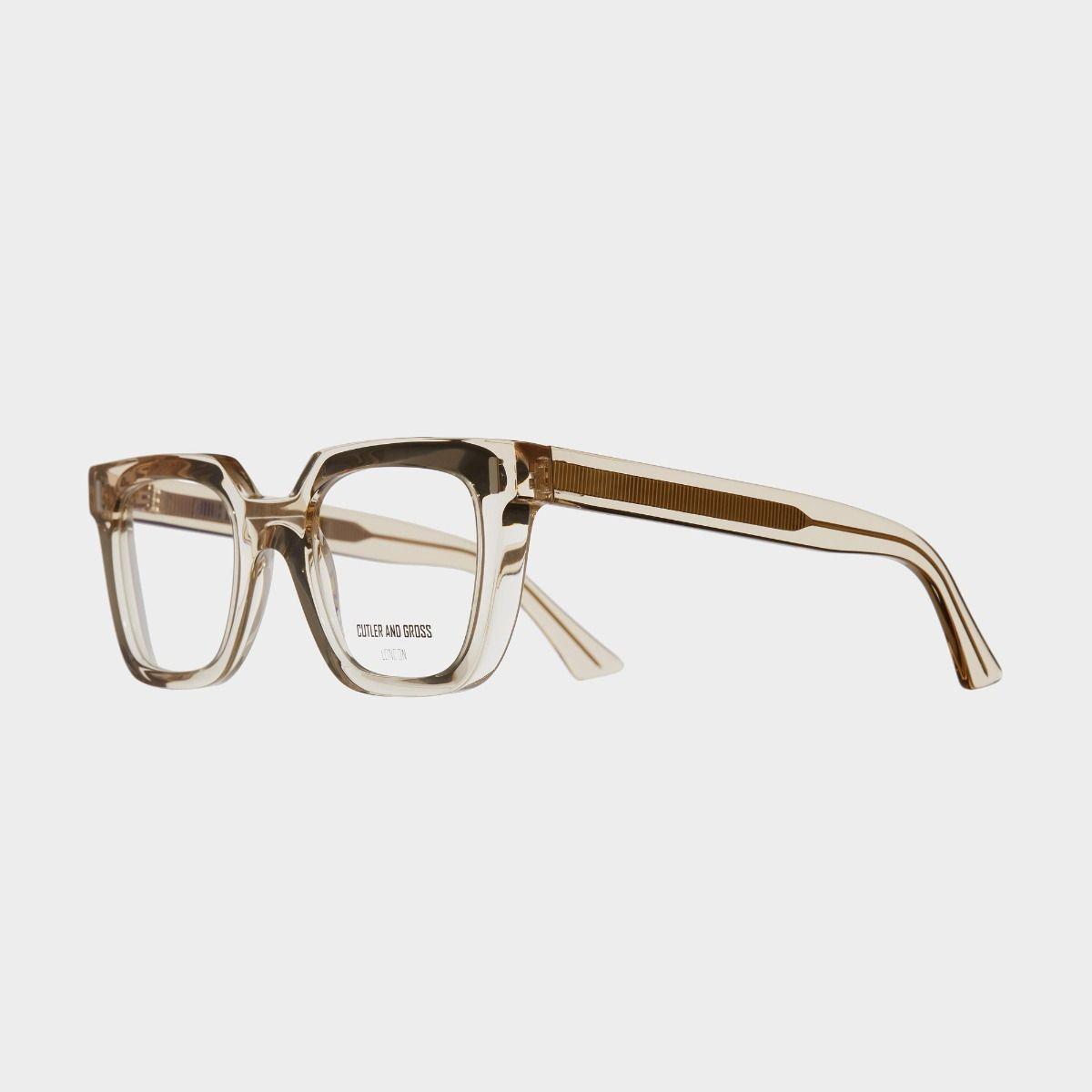 1305 Optical Square Glasses-Granny Chic