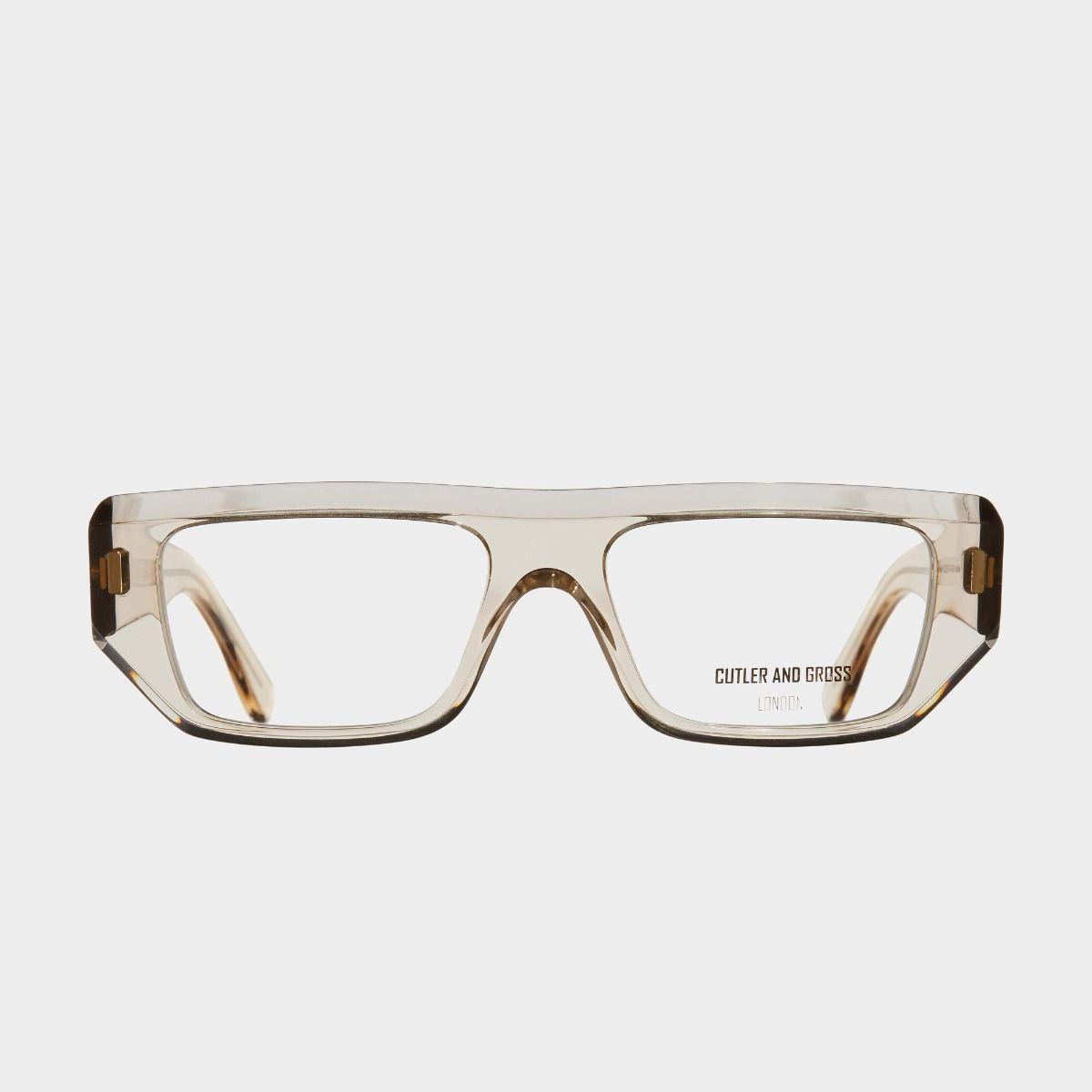 1367 Optical Browline Glasses-Granny Chic