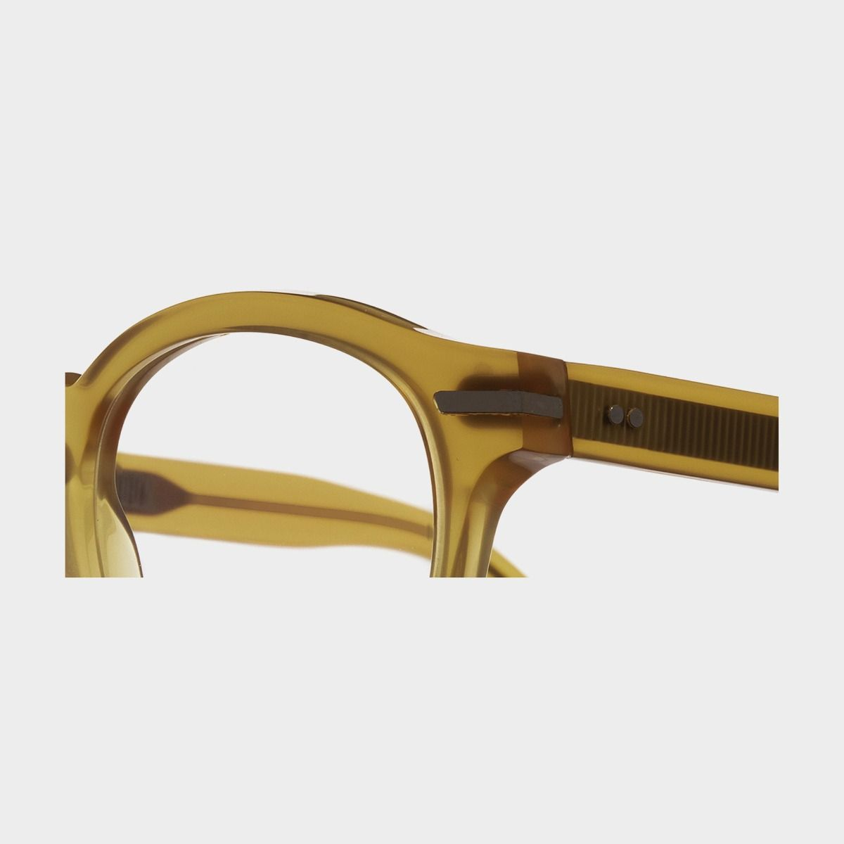 1338 Optical Round Glasses-Honey