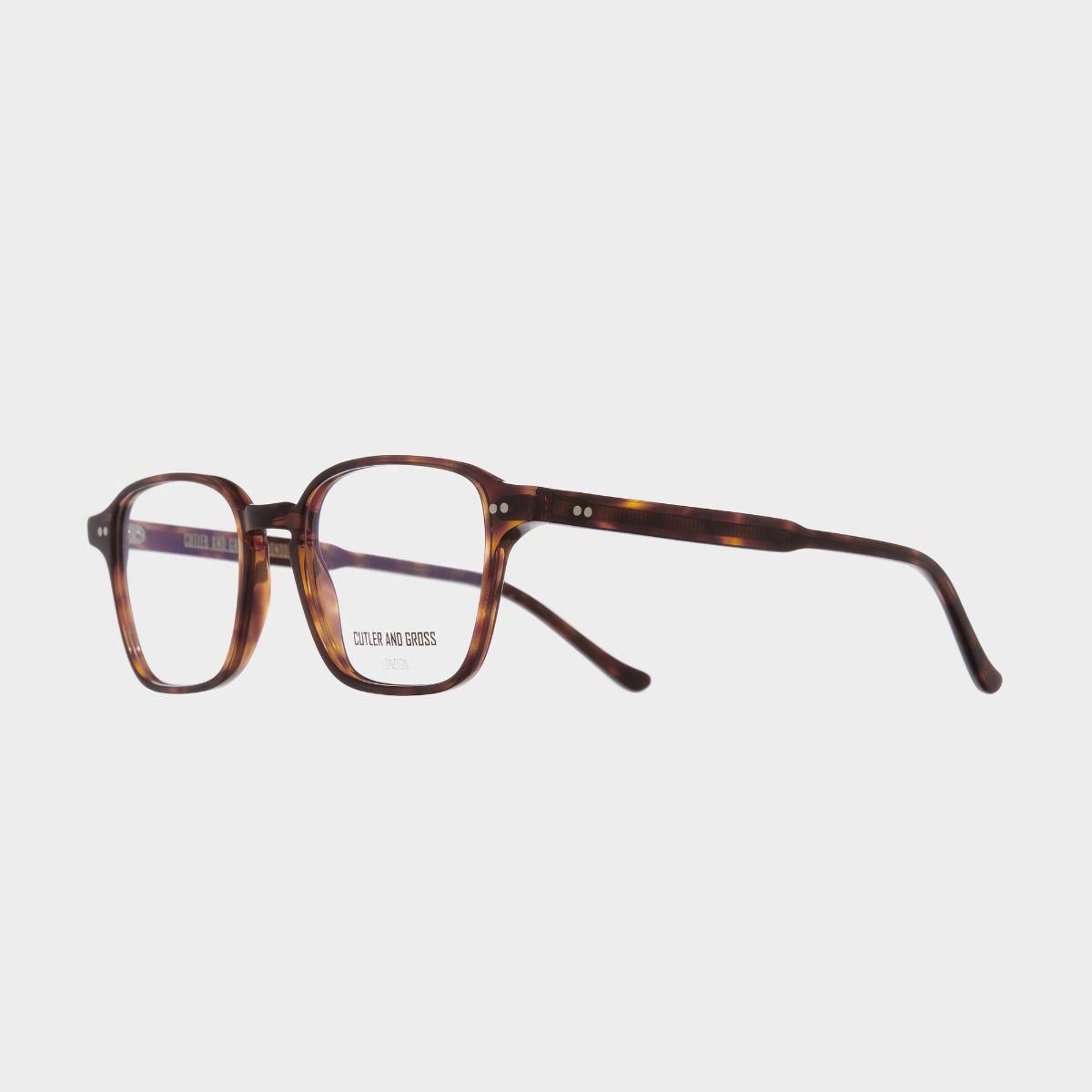 1360 Optical Square Glasses (Small)