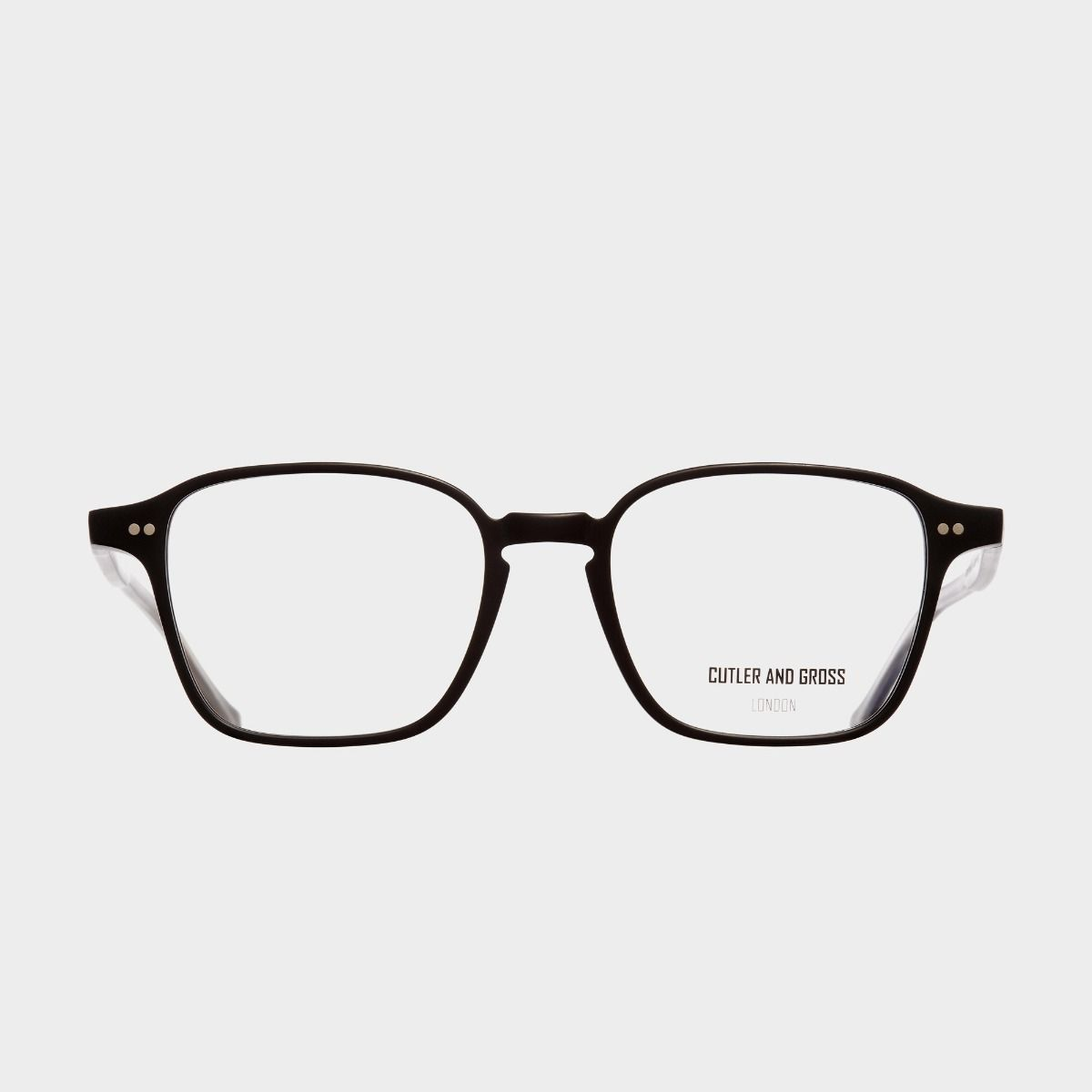 1360 Optical Square Glasses (Large)
