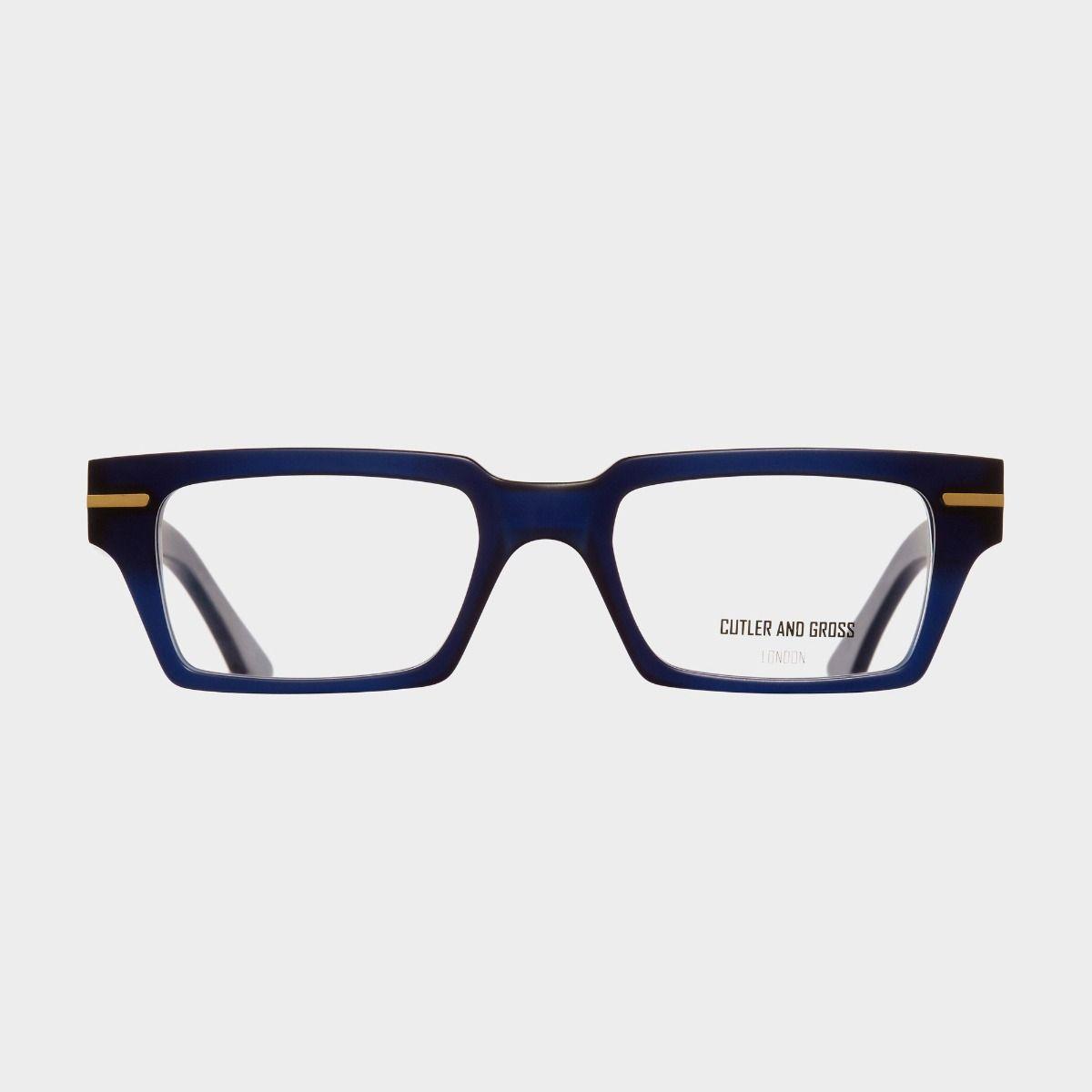 1363 Optical Rectangle Glasses