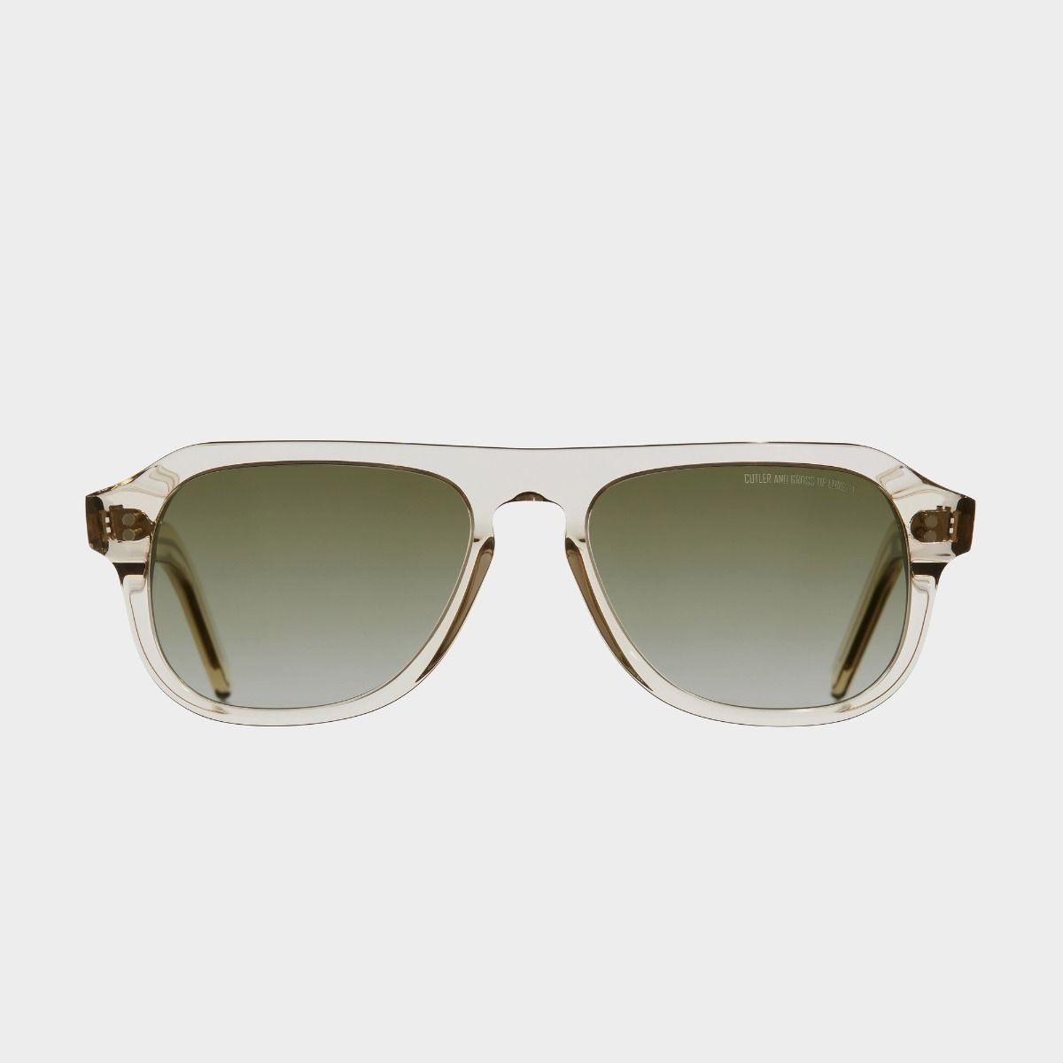 0822V2 Aviator Sunglasses-Granny Chic