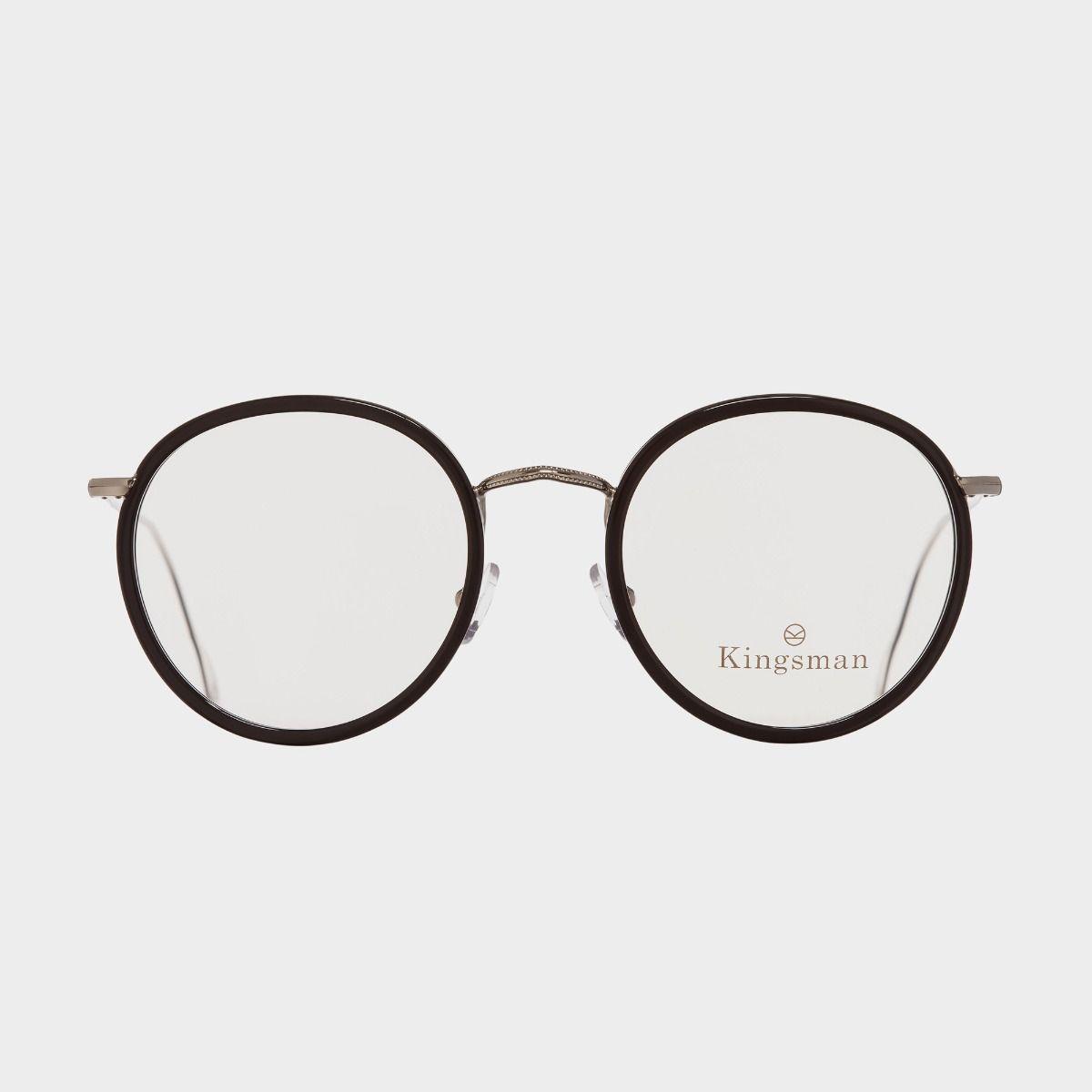 9000 Kingsman Optical Round Glasses