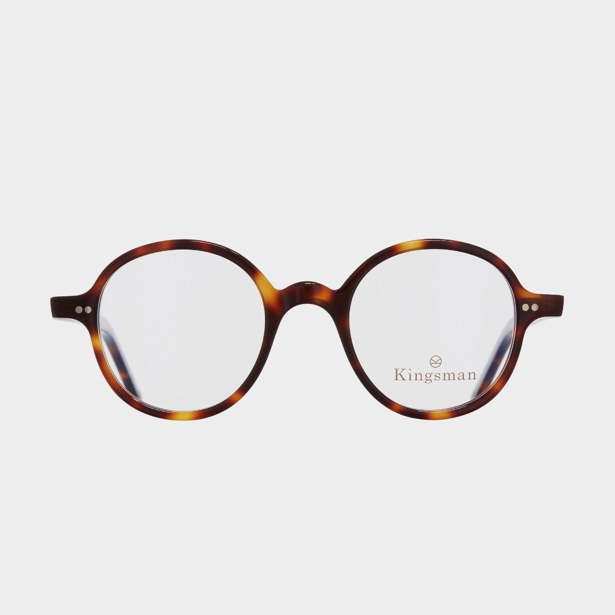 9001 Kingsman Optical Round Glasses