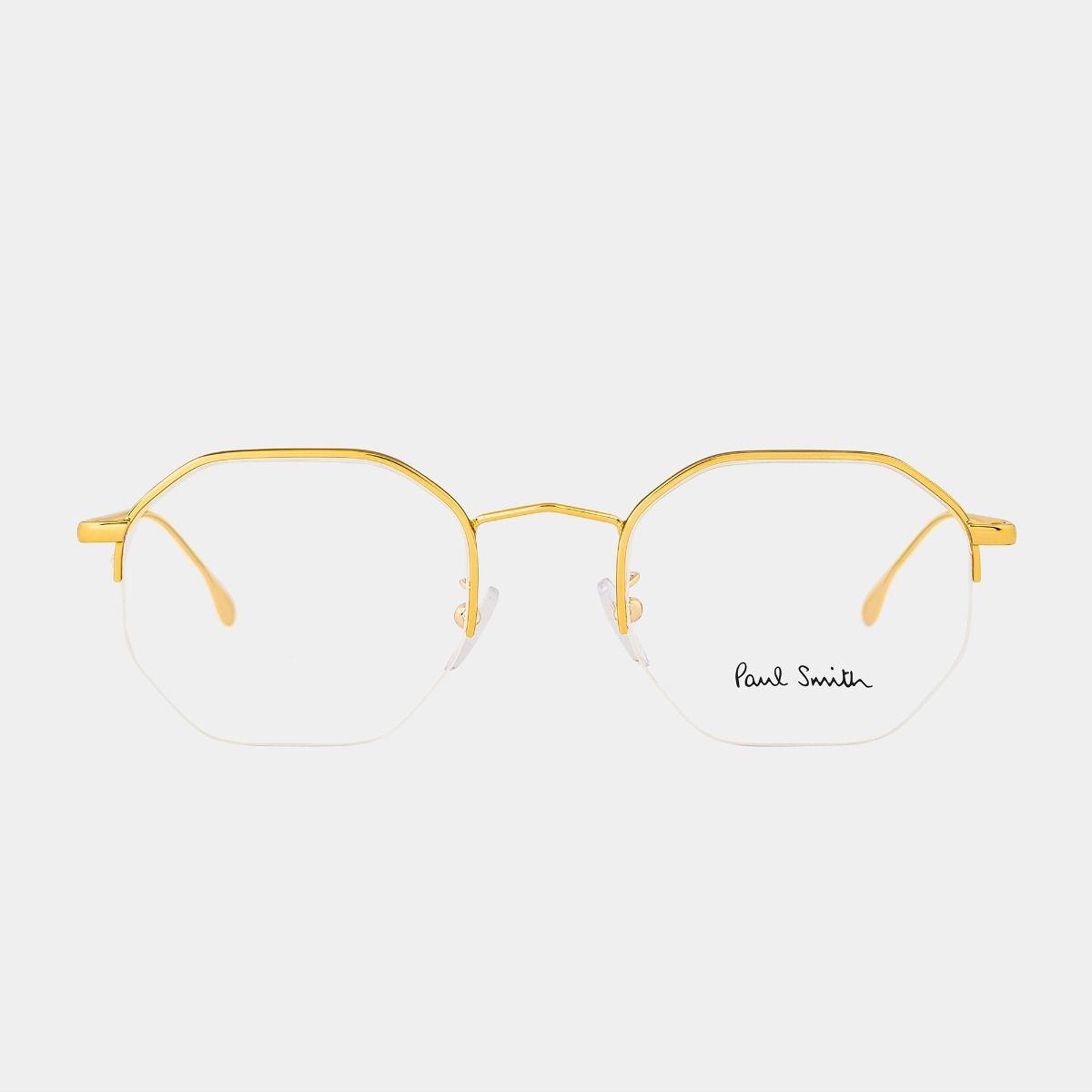 Paul Smith Brompton Optical Hexagonal Round Glasses