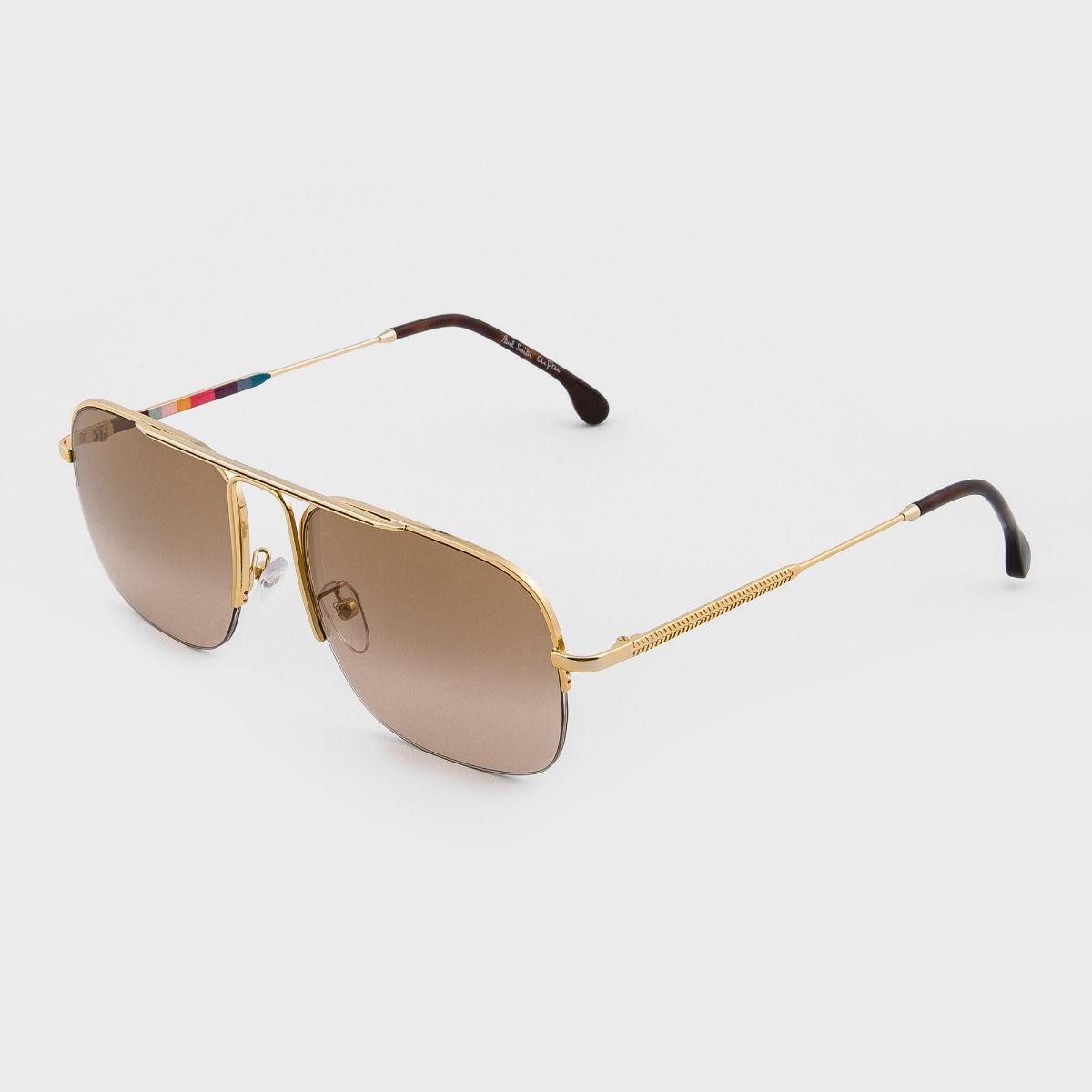 Paul Smith Clifton Rectangle Sunglasses