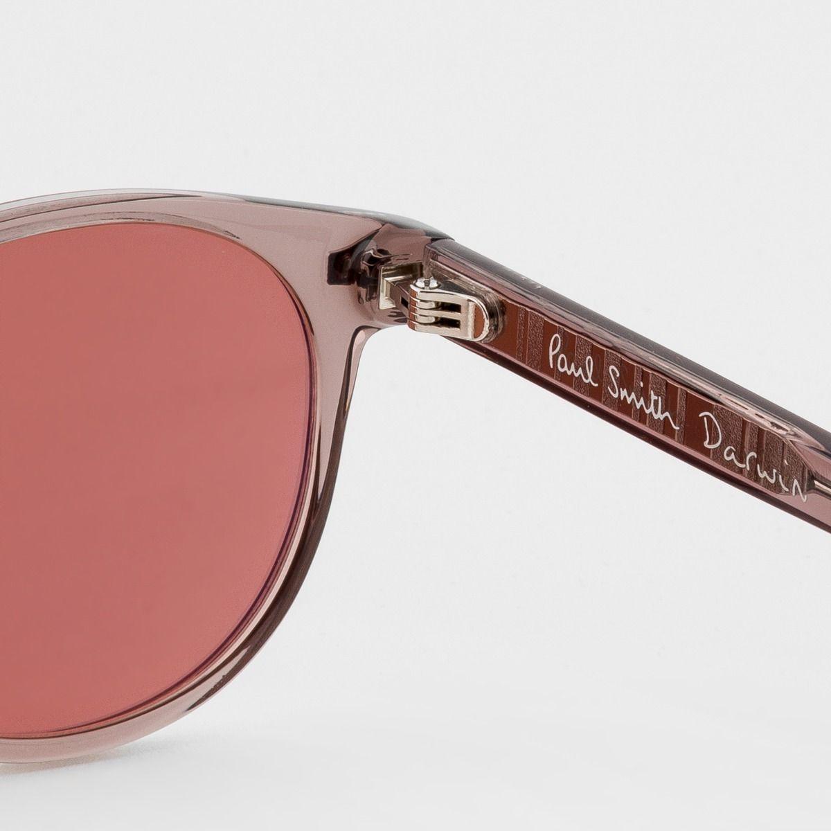Paul Smith Darwin Round Sunglasses