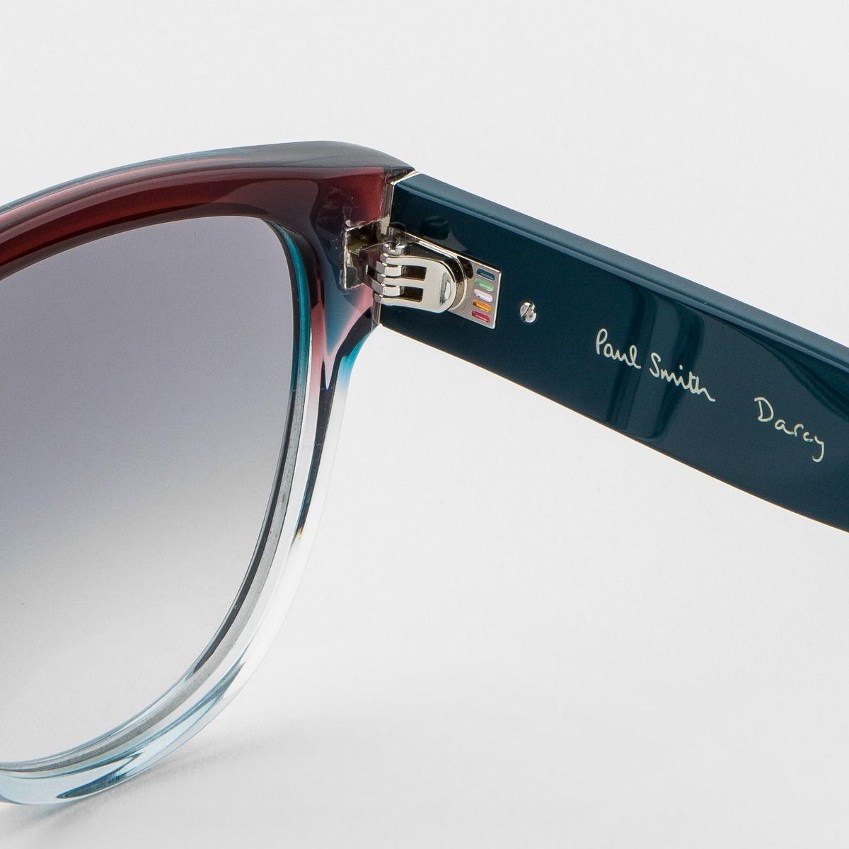 Paul Smith Darcy Round Sunglasses