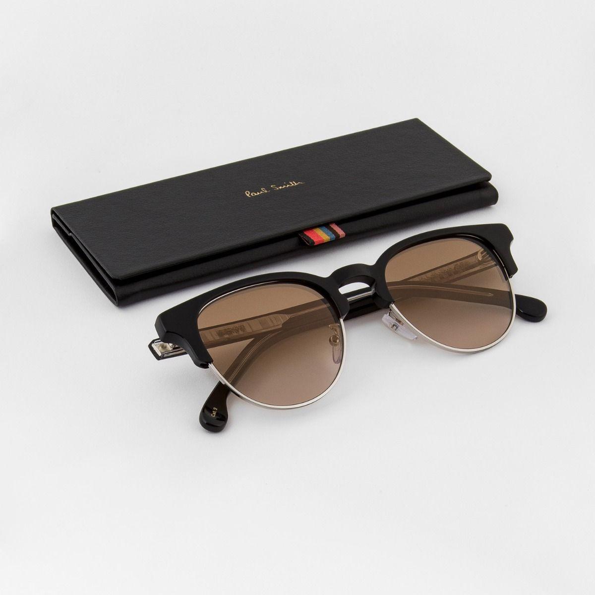 Paul Smith Birch Round Sunglasses