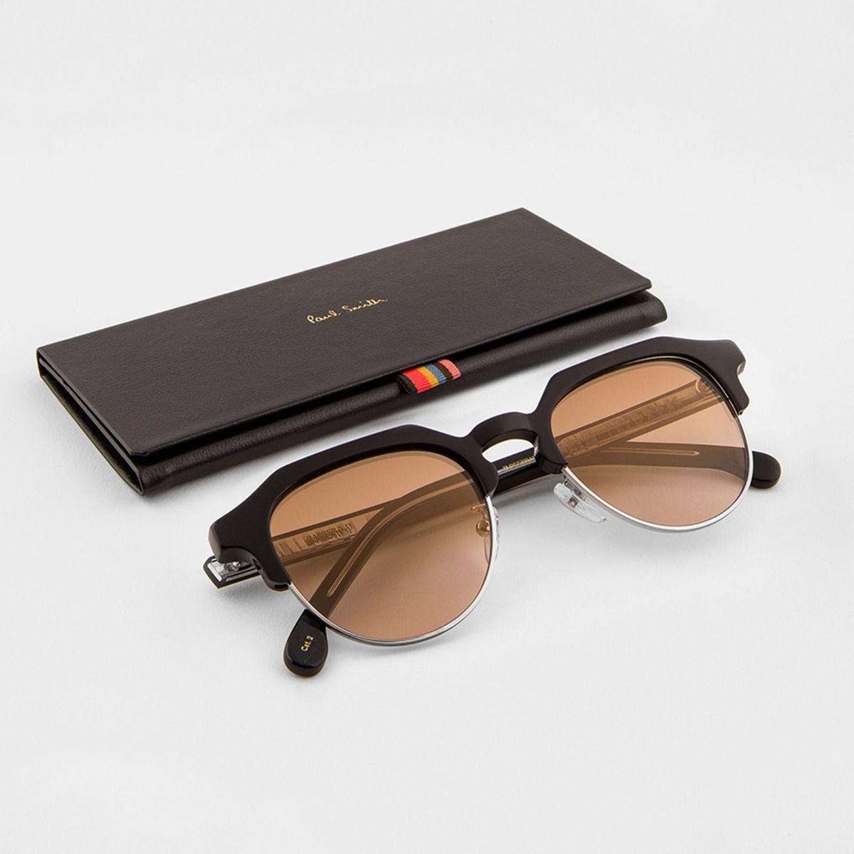 Paul Smith Barber Round Sunglasses