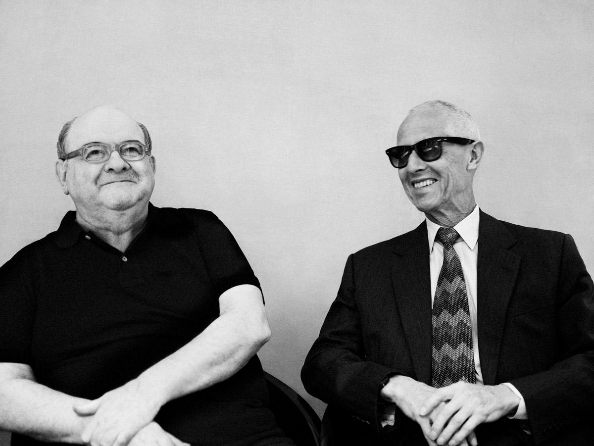 Graham Cutler and Tony Gross